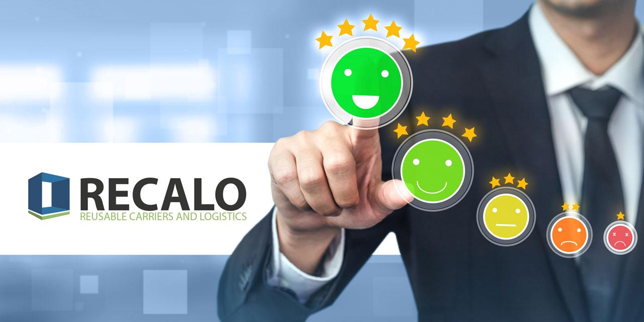 Kundenzufriedenheit RECALO